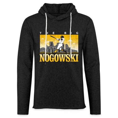 The Big Nogowski - Unisex Lightweight Terry Hoodie