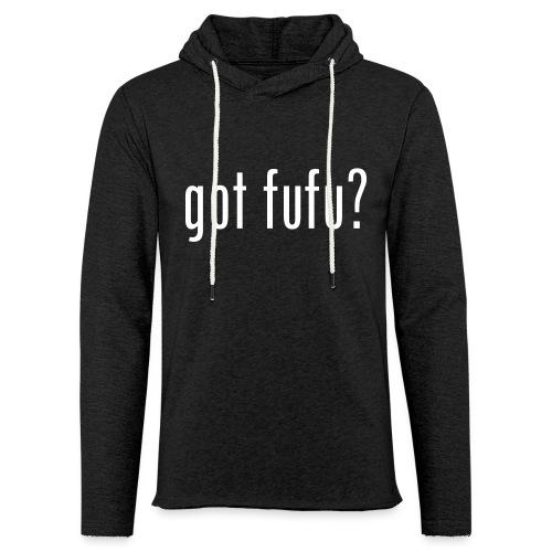 got fufu Women Tie Dye Tee - Pink / White - Unisex Lightweight Terry Hoodie