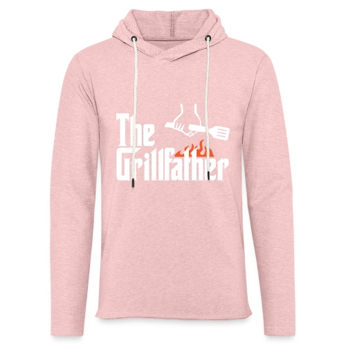 The Grillfather - Unisex Lightweight Terry Hoodie