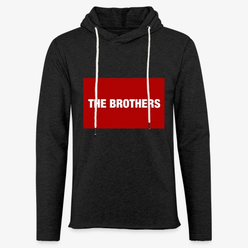 The Brothers - Unisex Lightweight Terry Hoodie