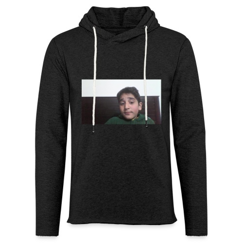 Dont Think Just BUY - Unisex Lightweight Terry Hoodie