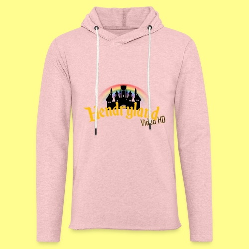 HENDRYLAND logo Merch - Unisex Lightweight Terry Hoodie