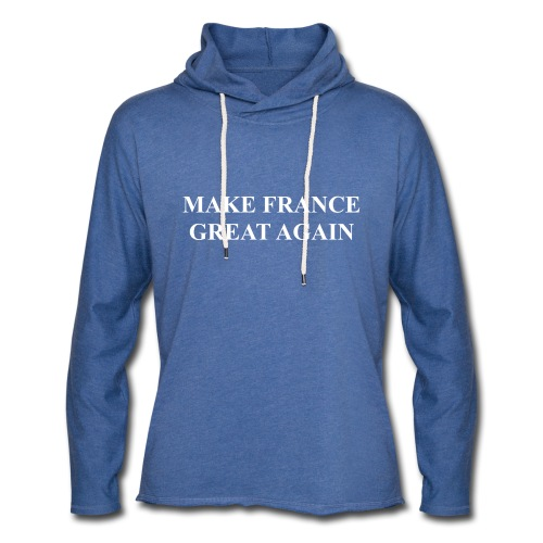 Make France Great Again - Unisex Lightweight Terry Hoodie