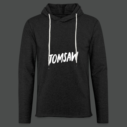 Tomsaw NEW - Unisex Lightweight Terry Hoodie