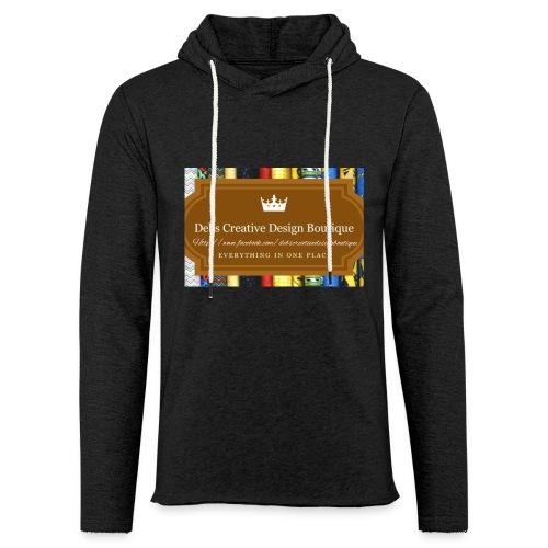 Debs Creative Design Boutique with site - Unisex Lightweight Terry Hoodie
