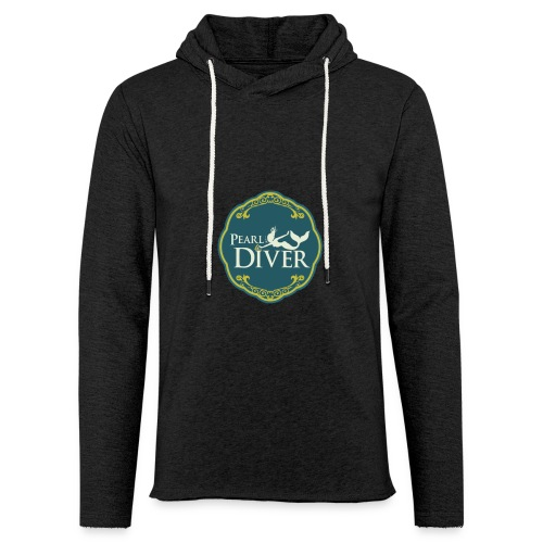 Pearl Diver Swag - Unisex Lightweight Terry Hoodie