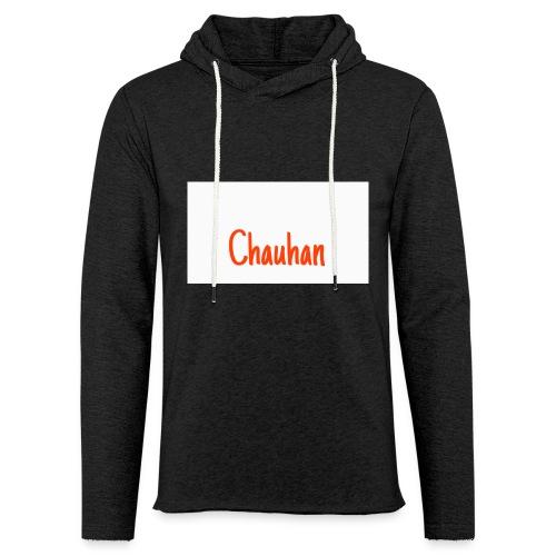 Chauhan - Unisex Lightweight Terry Hoodie