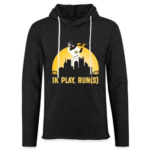 In Play, Run(s) - Unisex Lightweight Terry Hoodie