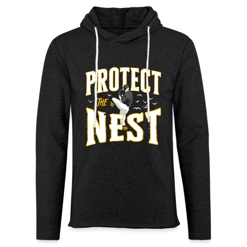 Protect the Nest - Unisex Lightweight Terry Hoodie