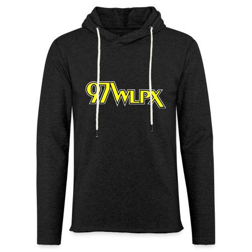 97.3 WLPX - Unisex Lightweight Terry Hoodie