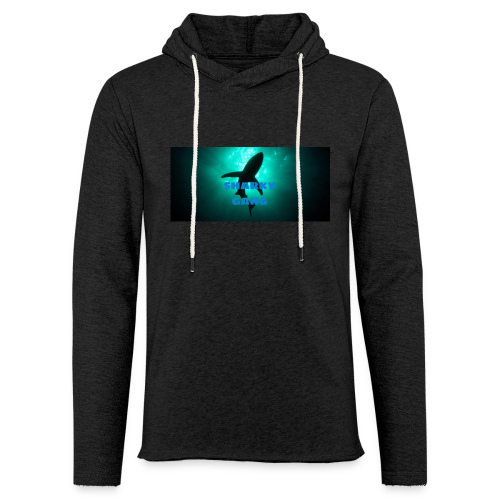 Sharky gang hoodies - Unisex Lightweight Terry Hoodie