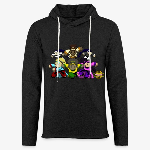 The Guardians of the Cloudgate w/ Logo - Unisex Lightweight Terry Hoodie