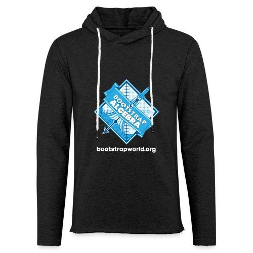 Bootstrap:Algebra T-shirt - Unisex Lightweight Terry Hoodie
