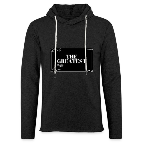 MOTIVATION / AFFIRMATION - Unisex Lightweight Terry Hoodie