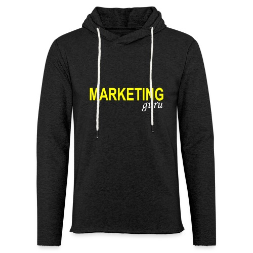 Marketing Guru - Unisex Lightweight Terry Hoodie