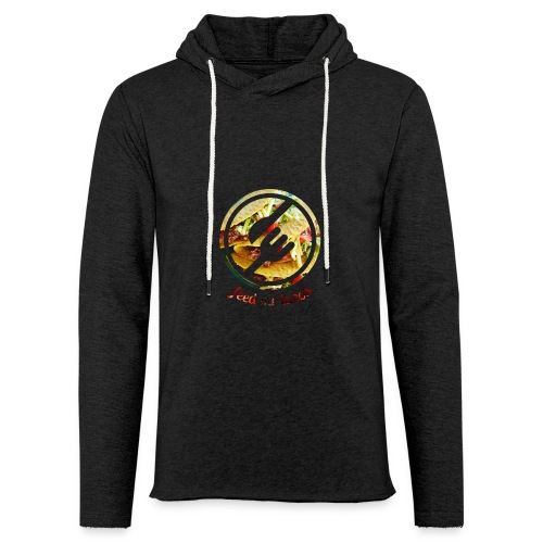 tacolife - Unisex Lightweight Terry Hoodie