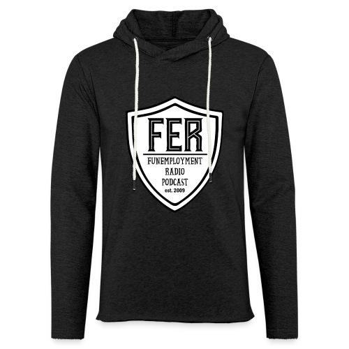 FER Shield - Unisex Lightweight Terry Hoodie
