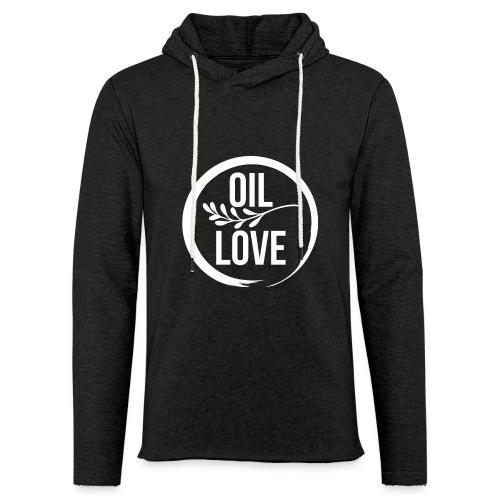 Oil Love - Unisex Lightweight Terry Hoodie