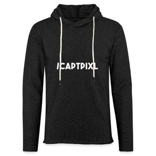 My Social Media Shirt - Unisex Lightweight Terry Hoodie