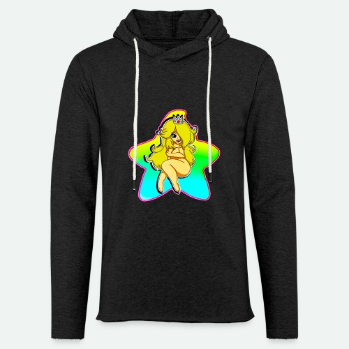 THICC ROSA - Unisex Lightweight Terry Hoodie