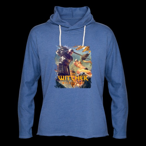 The Witcher 3 - Griffin - Unisex Lightweight Terry Hoodie