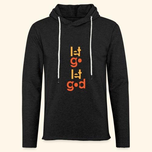 LGLG #11 - Unisex Lightweight Terry Hoodie
