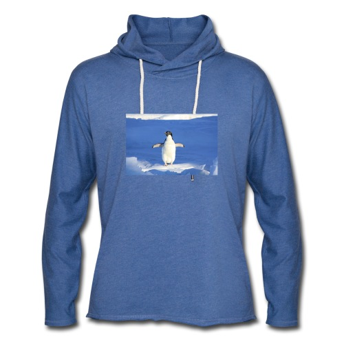 Mr. Penguin - Unisex Lightweight Terry Hoodie