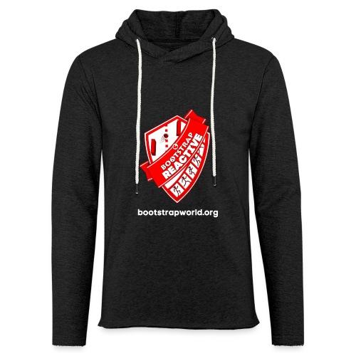 Algebra Reactive T-shirt - Unisex Lightweight Terry Hoodie