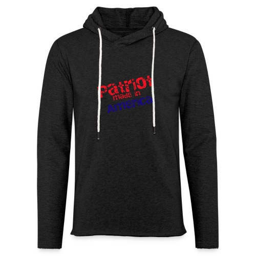 Patriot mug - Unisex Lightweight Terry Hoodie