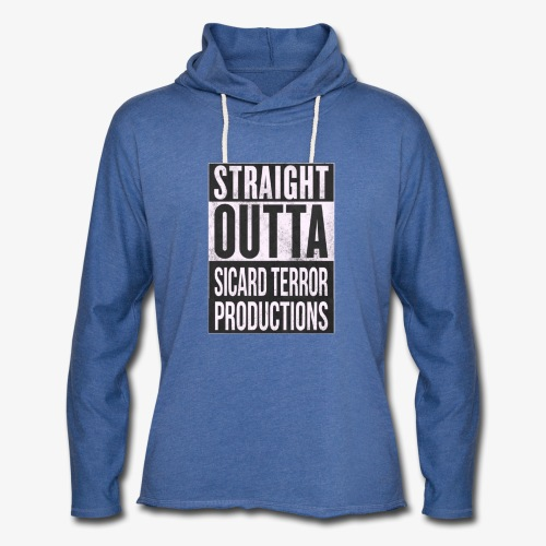 Strait Out Of Sicard Terror Productions - Unisex Lightweight Terry Hoodie