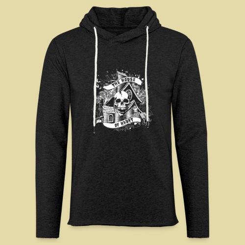 hoh_tshirt_skullhouse - Unisex Lightweight Terry Hoodie