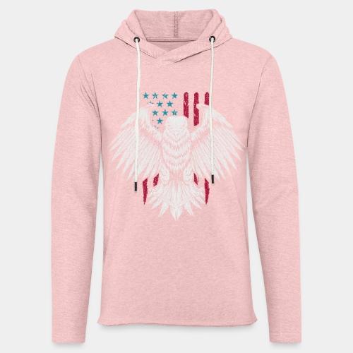 usa eagle american - Unisex Lightweight Terry Hoodie
