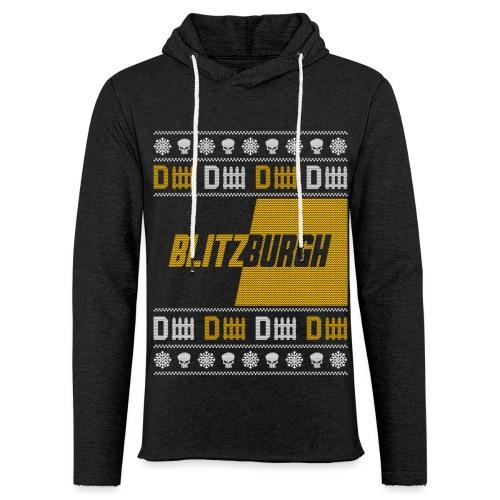 Blitzburgh - Unisex Lightweight Terry Hoodie