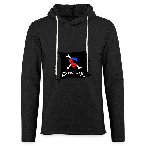 Pyret T-shirt - Unisex Lightweight Terry Hoodie
