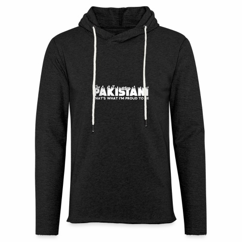 14th August Independence Day - Unisex Lightweight Terry Hoodie
