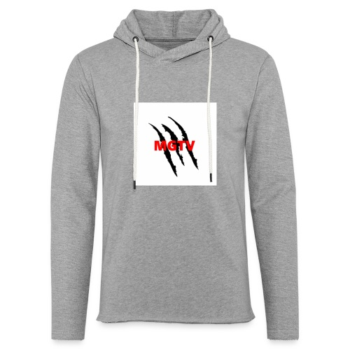 MGTV merch - Unisex Lightweight Terry Hoodie