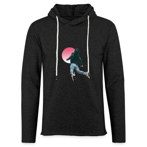 Fly - Unisex Lightweight Terry Hoodie