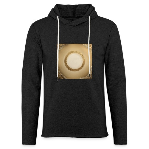 Soul-Gate of Succes - Unisex Lightweight Terry Hoodie