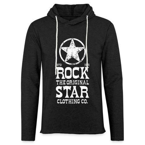 original rock star - Unisex Lightweight Terry Hoodie
