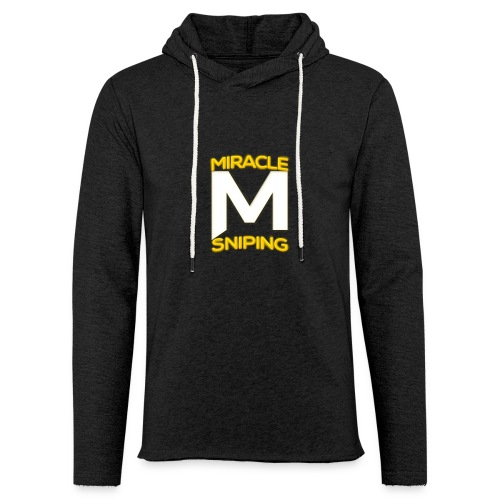 Miracle Sniping - Unisex Lightweight Terry Hoodie