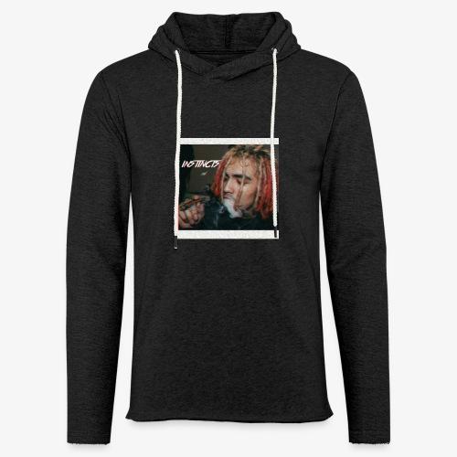 Instincts signature Shirt. Limited Edition - Unisex Lightweight Terry Hoodie