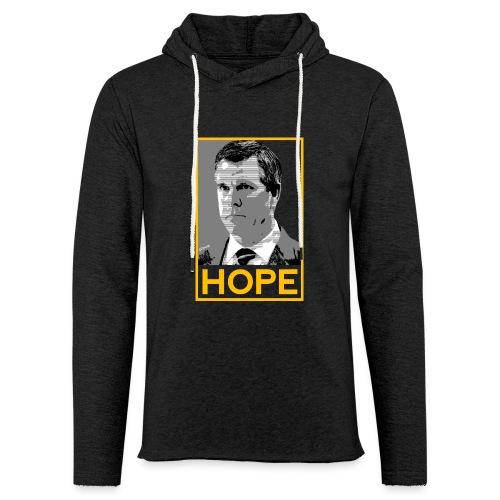 HOPE - Unisex Lightweight Terry Hoodie