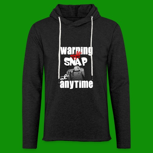 Might Snap Photography - Unisex Lightweight Terry Hoodie