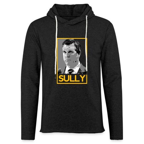 Sully - Unisex Lightweight Terry Hoodie