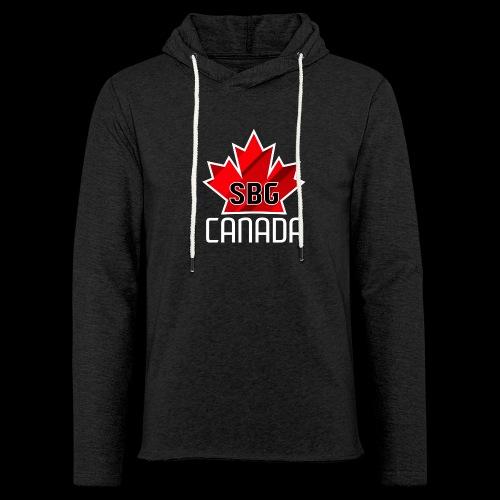 Team Canada SBG - Unisex Lightweight Terry Hoodie