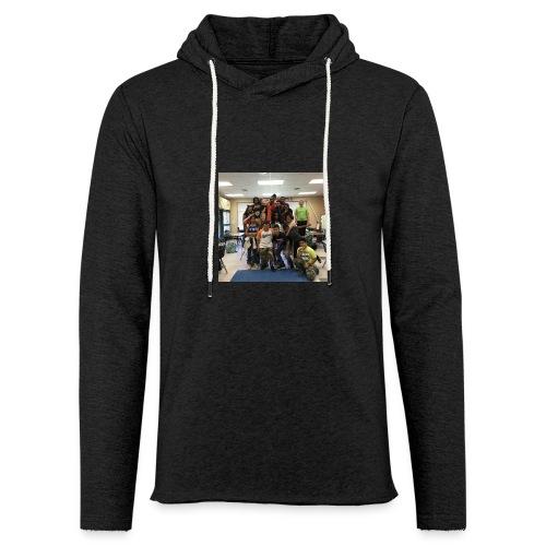 Marvin shirt - Unisex Lightweight Terry Hoodie