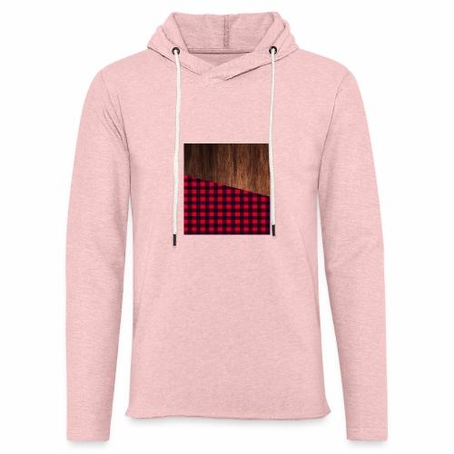 Wooden shirt - Unisex Lightweight Terry Hoodie