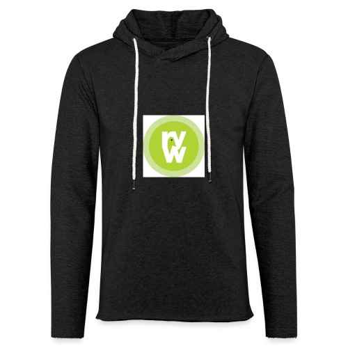 Recover Your Warrior Merch! Walk the talk! - Unisex Lightweight Terry Hoodie