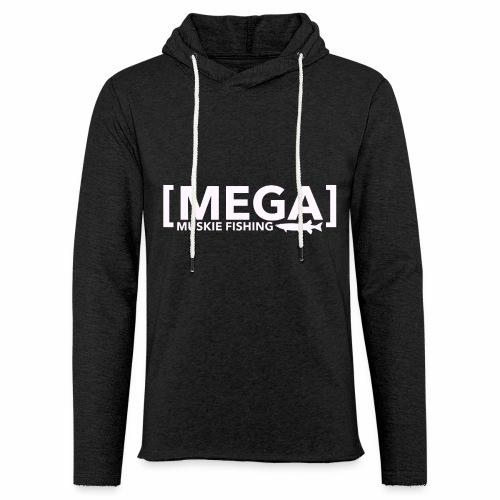 MEGA Hoodie - Unisex Lightweight Terry Hoodie