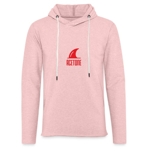 ALTERNATE_LOGO - Unisex Lightweight Terry Hoodie